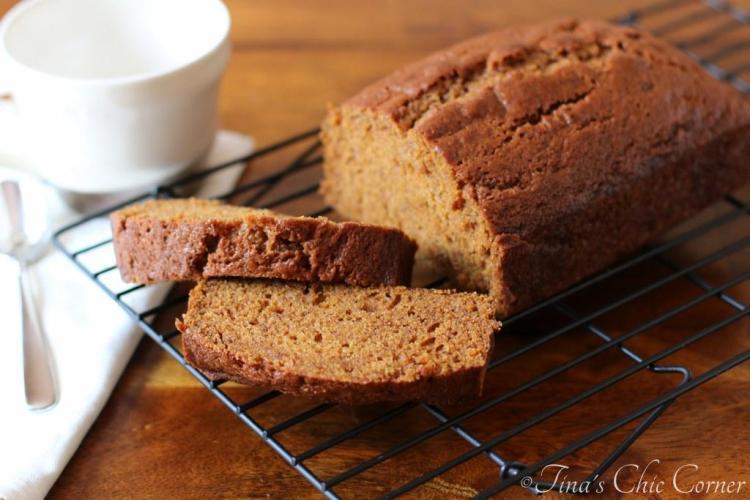 08Pumpkin Bread
