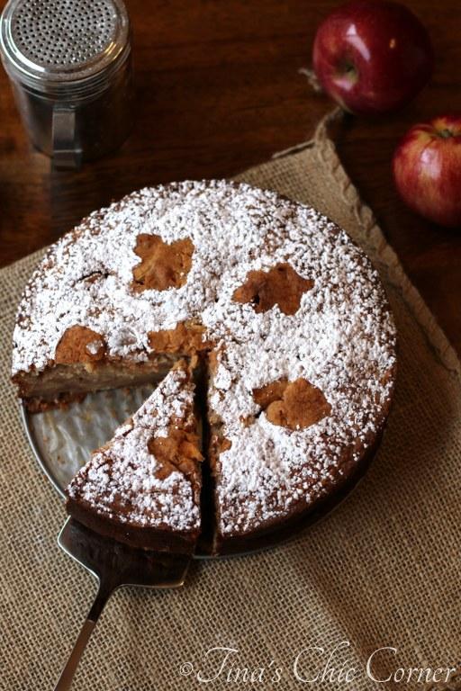 09Apple Cake