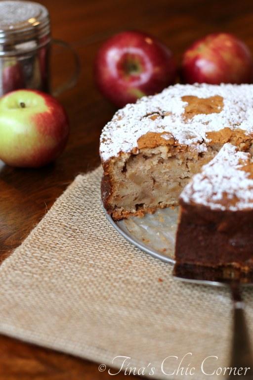 12Apple Cake