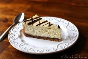 11Chocolate Hazelnut Nutella Cheesecake