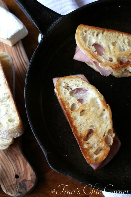 Grilled Ham and Brie02