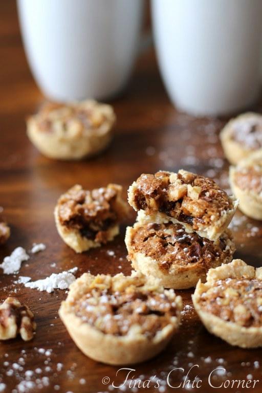 Miniature Walnut Pies10