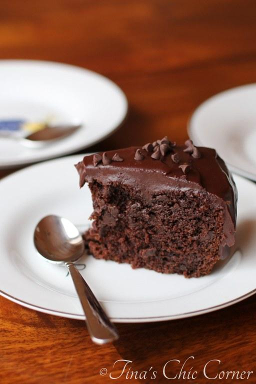 Too Much Chocolate Cake11