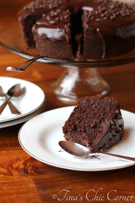 Too Much Chocolate Cake17