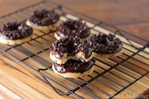 Chocolate Chip Doughnuts09