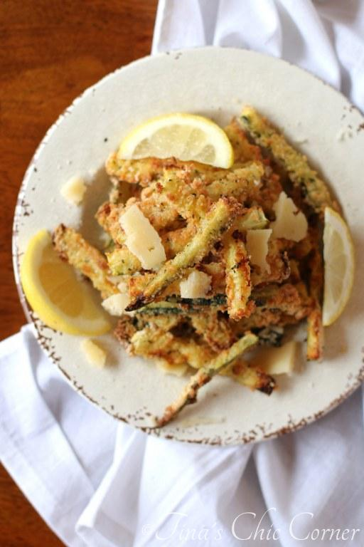 Baked Parmesan Zucchini Fries02