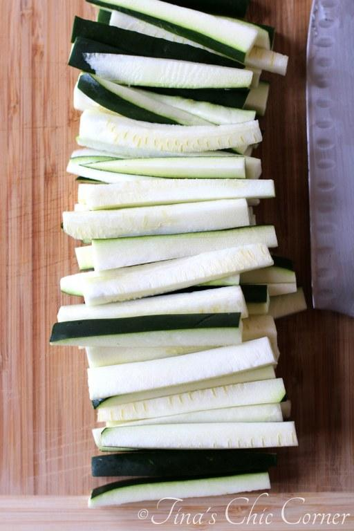 Baked Parmesan Zucchini Fries06