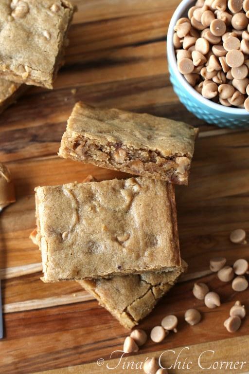 Peanut Butter Blondies06