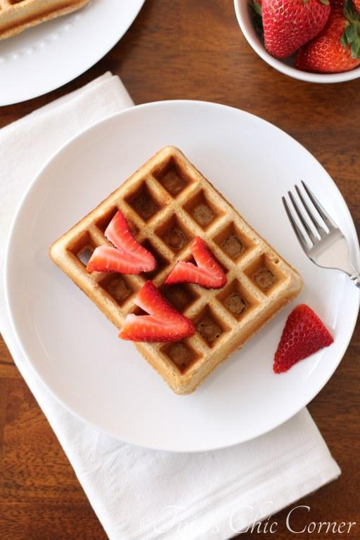 Whole Wheat Waffles10