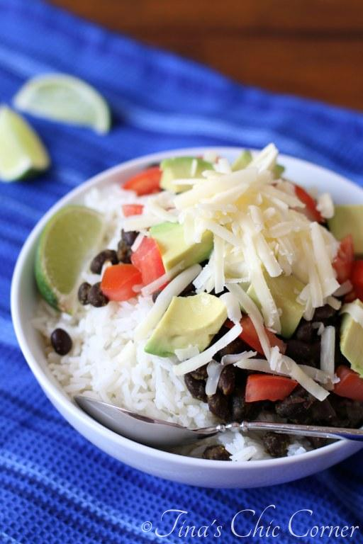 Black Bean Burrito Bowl03