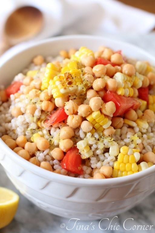 Summer Barley Salad08