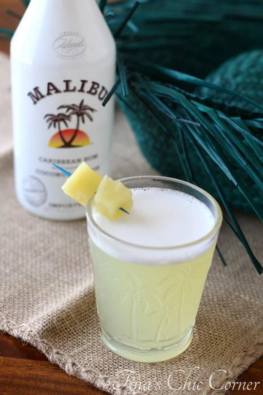 Malibu & Pineapple Juice04