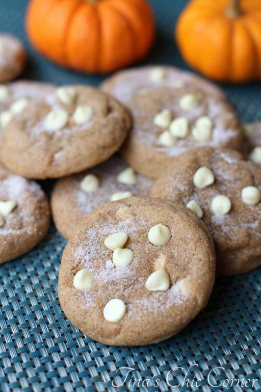 Pumpkin Snickerdoodles07