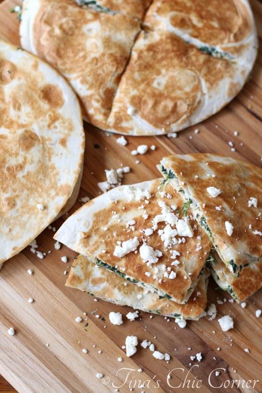 Spinach Pie Chicken Quesadillas09