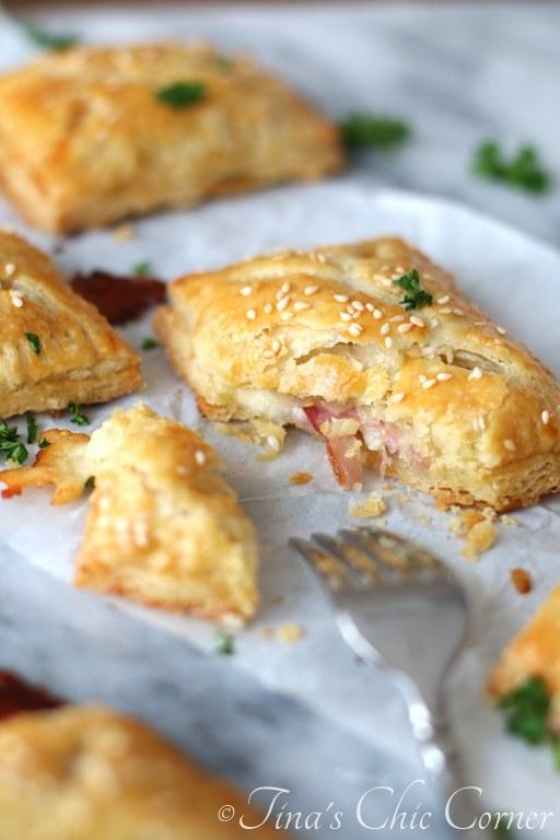 Ham and Cheese Pockets08