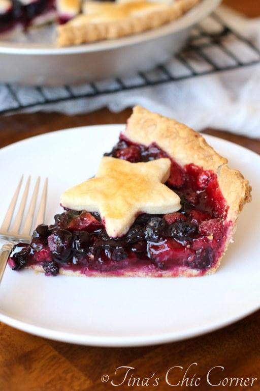 Triple Berry Pie13
