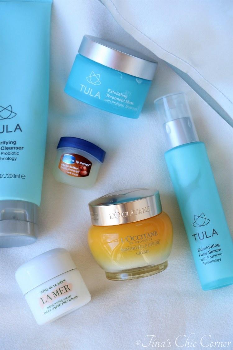 Nighttime Skin Care Routine – Tina's Chic Corner