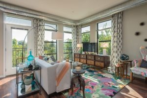 Furnished Home Interior