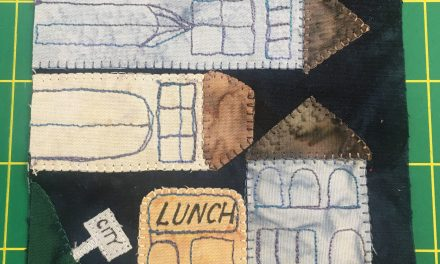 Block-A-Day 7 – The Lunch Dash