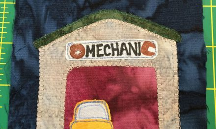 Block-A-Day 17 – The Mechanic