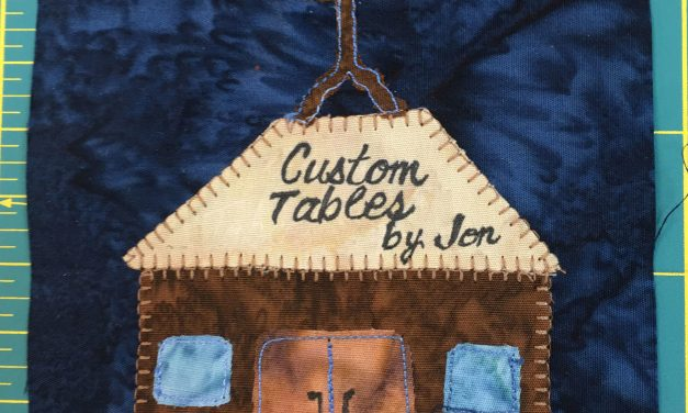 Block-A-Day 18 – Custom Tables By Jon