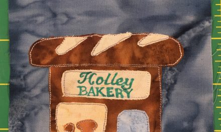 Block-A-Day 67 – The Holley Bakery