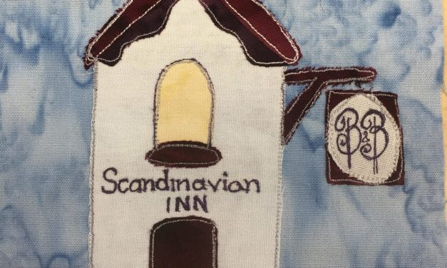 Block-A-Day 244 – The Scandinavian Inn Bed And Breakfast