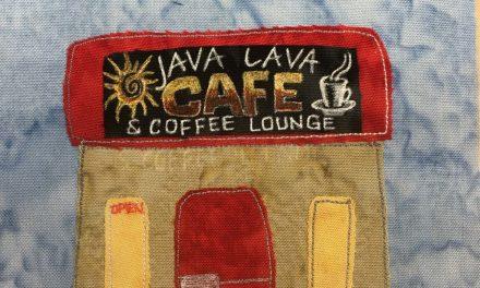 Block-A-Day 253 – Java Lava Café
