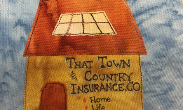 Block-a-Day 288 – That Town & Country Insurance Co