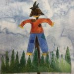 Block-A-Day 290 – The Scarecrow