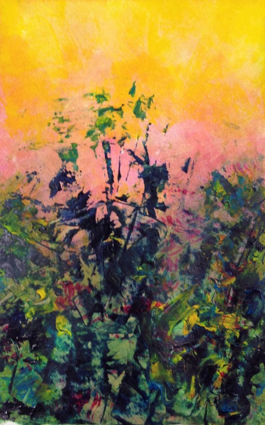 Spring Morning Meadow - SOLD
