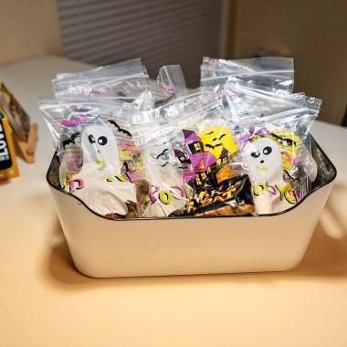 Dog Halloween Treat Bags