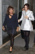 Tina Turner - Armani Fashion Show Milano Feb 2011 14