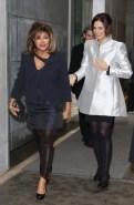 Tina Turner - Armani Fashion Show Milano Feb 2011 14