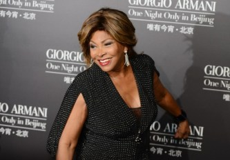 Tina Turner - Giorgio Armani One Night Only - Beijing, China - May 31, 2012 (1)