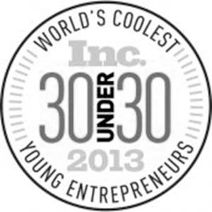Inc 30 under 30 logo