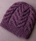 Antler Toque by Tin Can Knits