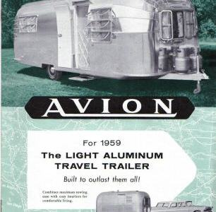Featured Brand: Avion Travel Trailer - Tin Can Tourists
