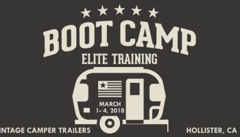 Vintage Camper Trailers Boot Camp - Tin Can Tourists