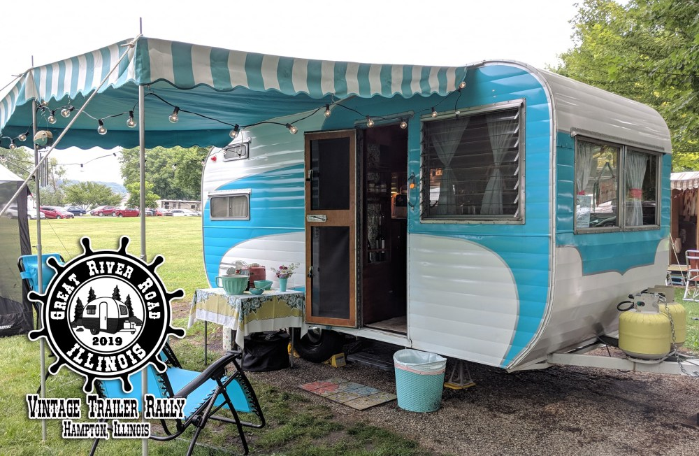 medium resolution of 5th annual great river road vintage trailer rally