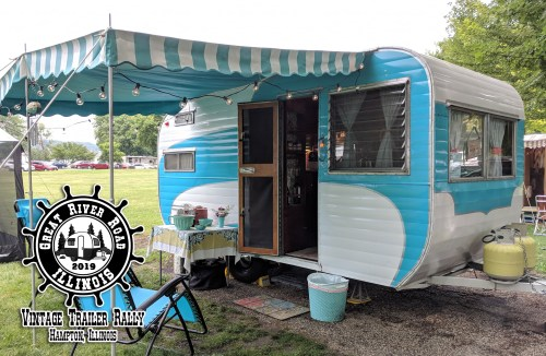 small resolution of 5th annual great river road vintage trailer rally