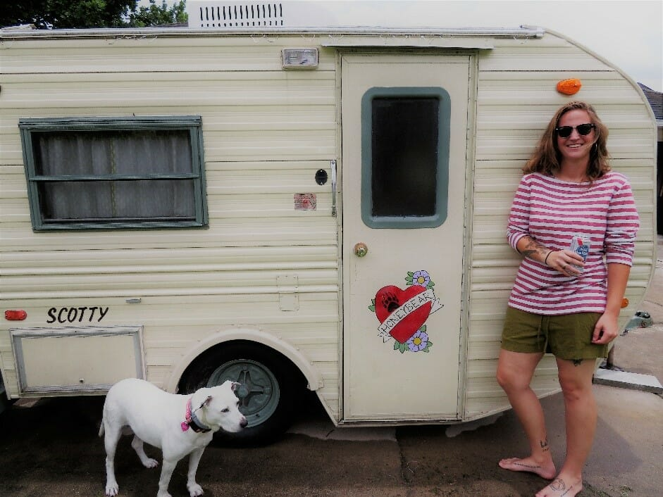 Valuable Vintage travel trailers naked girls will