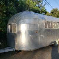 airstream classic 1957 22 ft safari