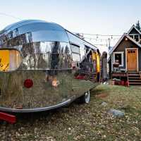 '51 Airstream Flying Cloud