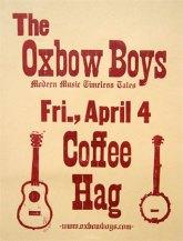 Oxbow Boys - Coffee Hag