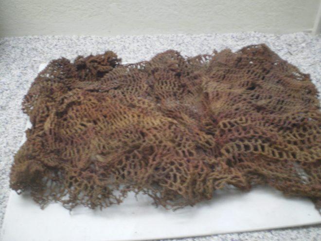 Filets de pêche, Musée d'Anthropologie d'Iquique