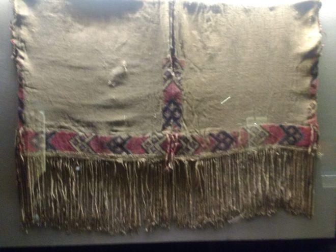 Unku  - Museo Amano - Lima - Pérou