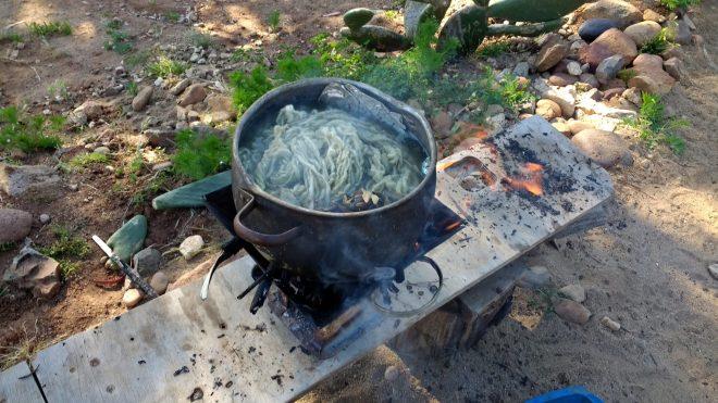 Fetapera malgache légère en tôle recyclée