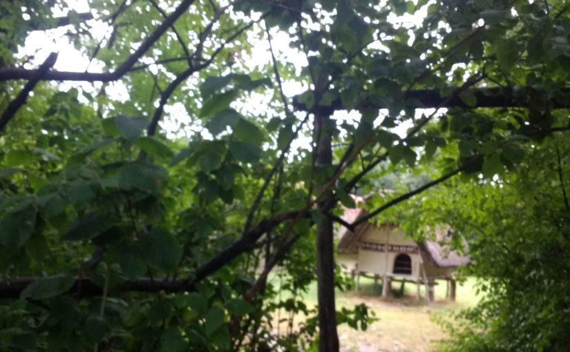 Lacustre, le village, en Suisse