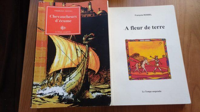 Voici les livres de François Rossel